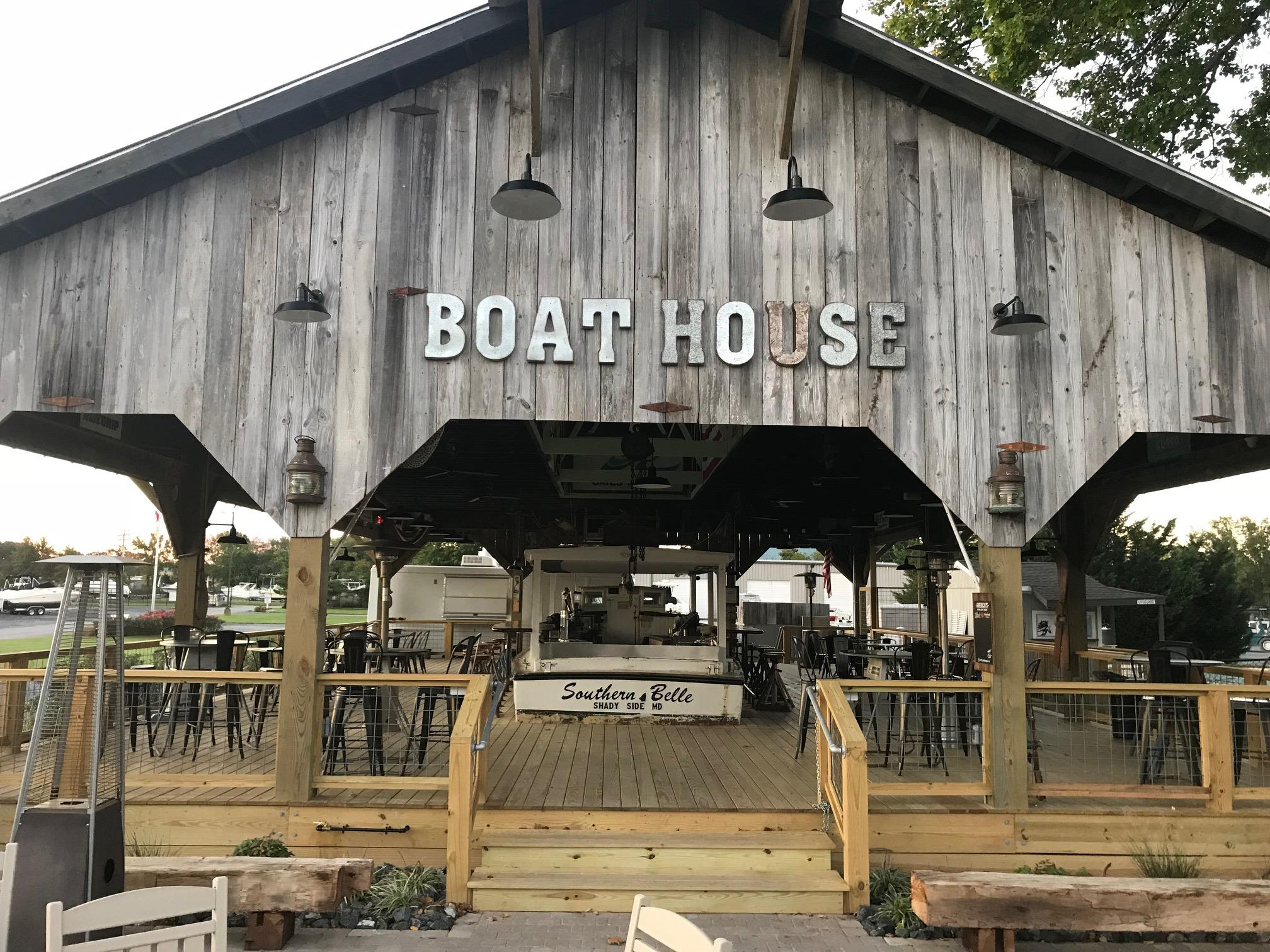 Boathouse @ Anchored Inn
